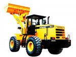 JGM757-III Heavy Duty Front Loader