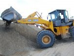 JGM757G-IIIL High-dump Bucket Loader