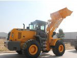 iJGM757 Energy Efficient Front Loader